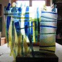 Kapcsolatok, fusing, rátét üveg