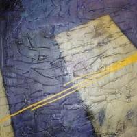 Kereszteződés III., 100x70, vászon, akril