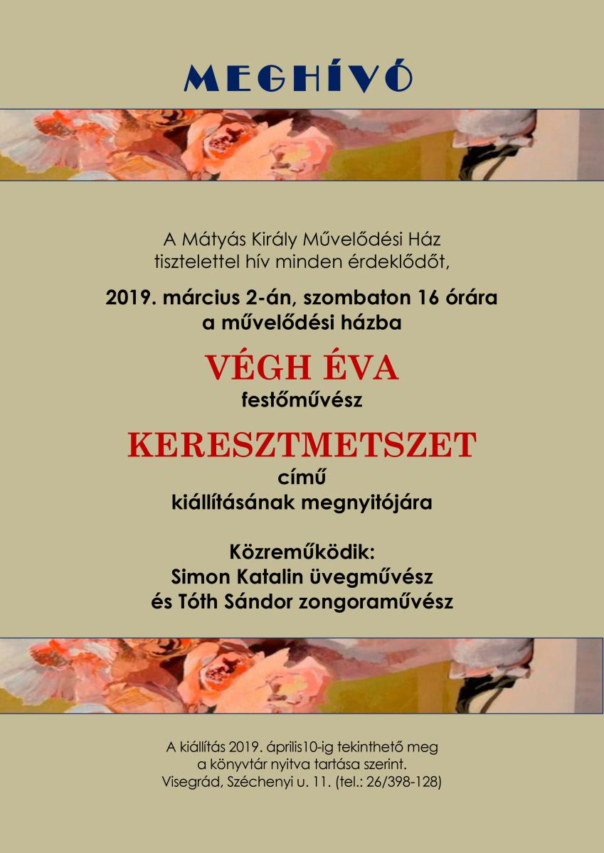 Meghívó Visegrád 2